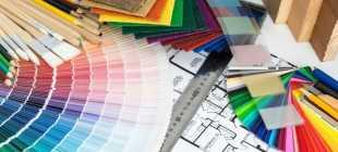Особенности выбора колера для водоэмульсионной краски