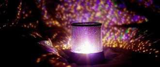 Ночники в спальню: ночные светильники взрослым и детям с интересным освещением