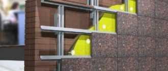 Производство вентилируемых фасадов: лучшие производители в России