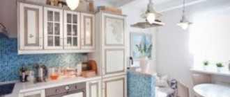 Оформление кухни в морском стиле: основные тенденции