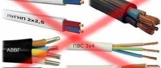 Прокладка кабеля под бетонной дорожкой – допускается или нет