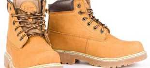 Нубук — как ухаживать за обувью?
