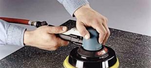 Полировка столешницы из искусственного камня в домашних условиях: своими руками, как отполировать, средства полировки, советы по выбору.