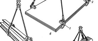 О строительнных стропах