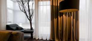 Плотные шторы: описание с фото, отзывы, плюсы и минусы